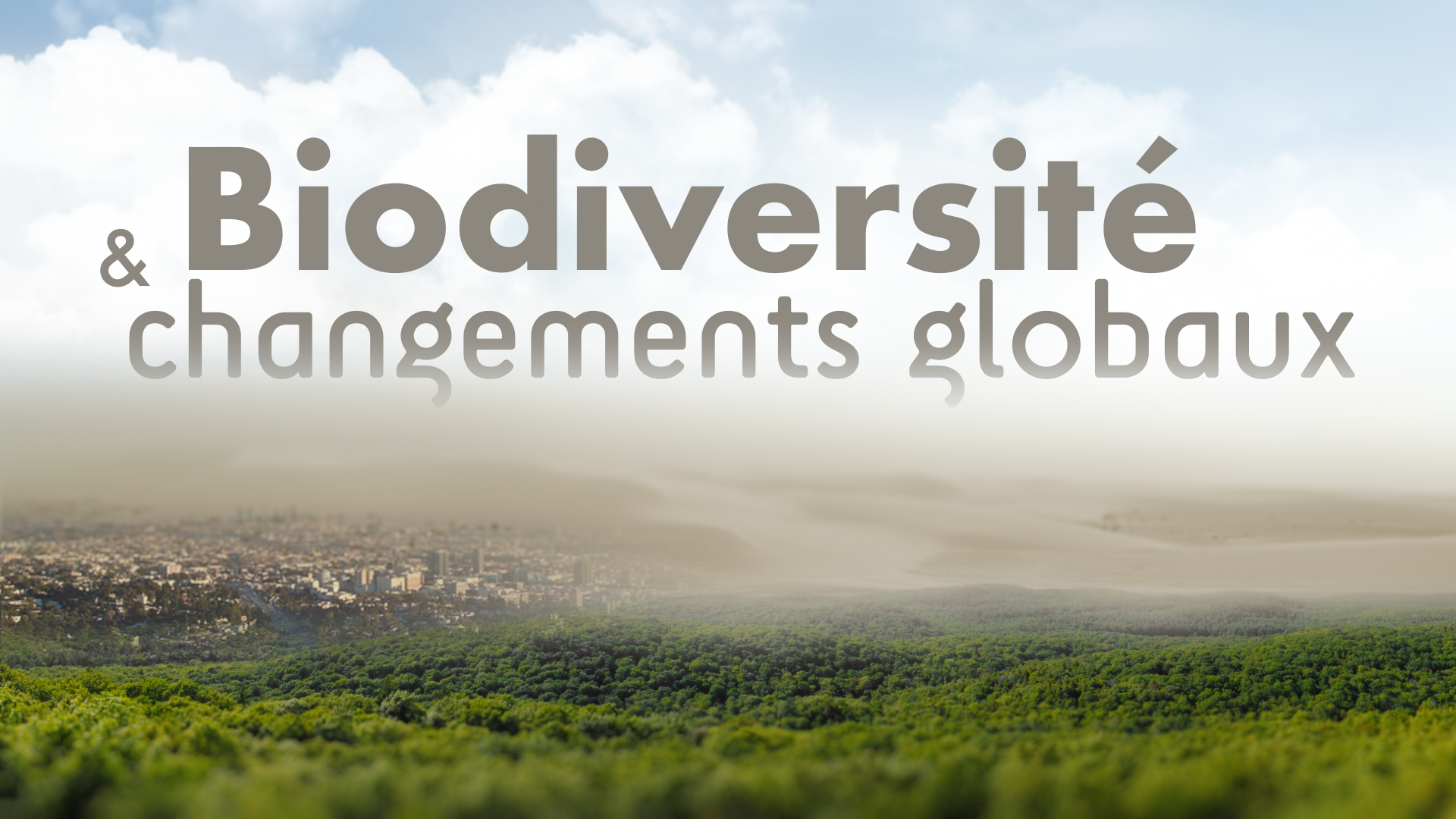 34006 Biodiversité et changements globaux Image de couverture