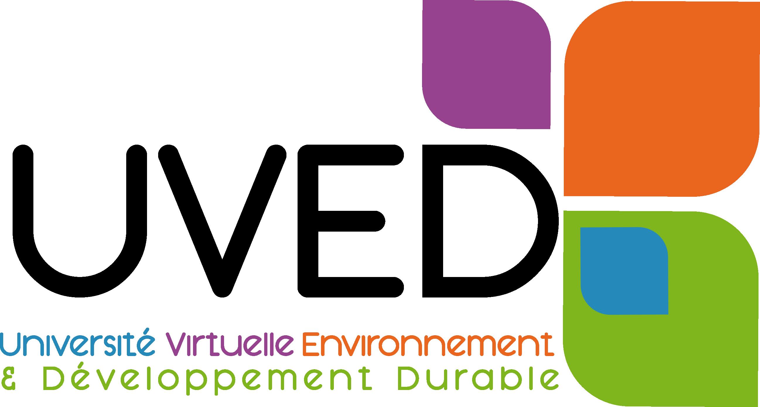 Logo de l'UVED