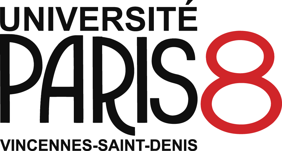 Logo Université Paris 8 Vincennes Saint-Denis