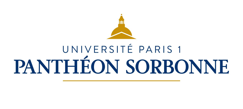 Logo Université Paris Panthéon Sorbonnes
