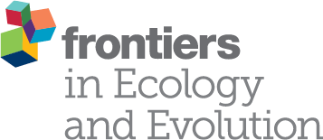 Logo Frontiers in Ecology and Evolution
