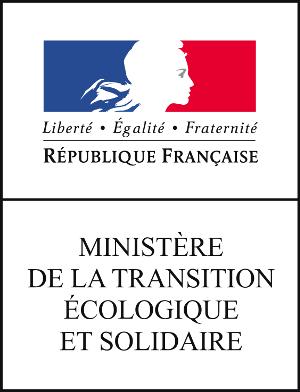 Logo du Minisère de la Transition écologique et solciale