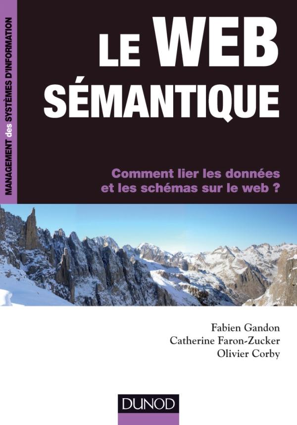 Livre Web Sémantique chez Dunod