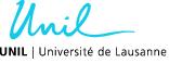 Logo de l'Université de Lausanne