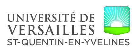 Logo de l'Université de Versaille Saint-Quentin-en-Yvelinnes